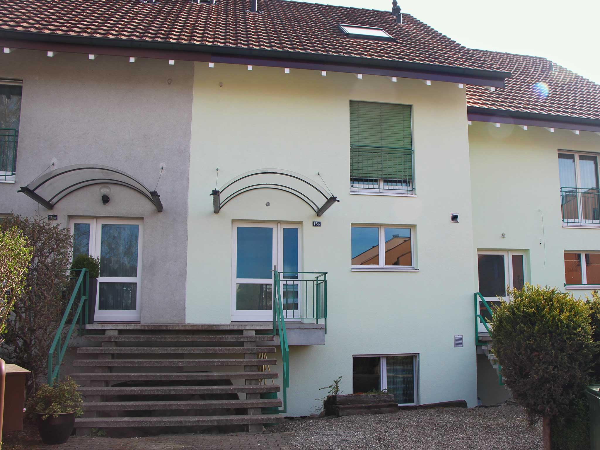Fassade Dübendorf