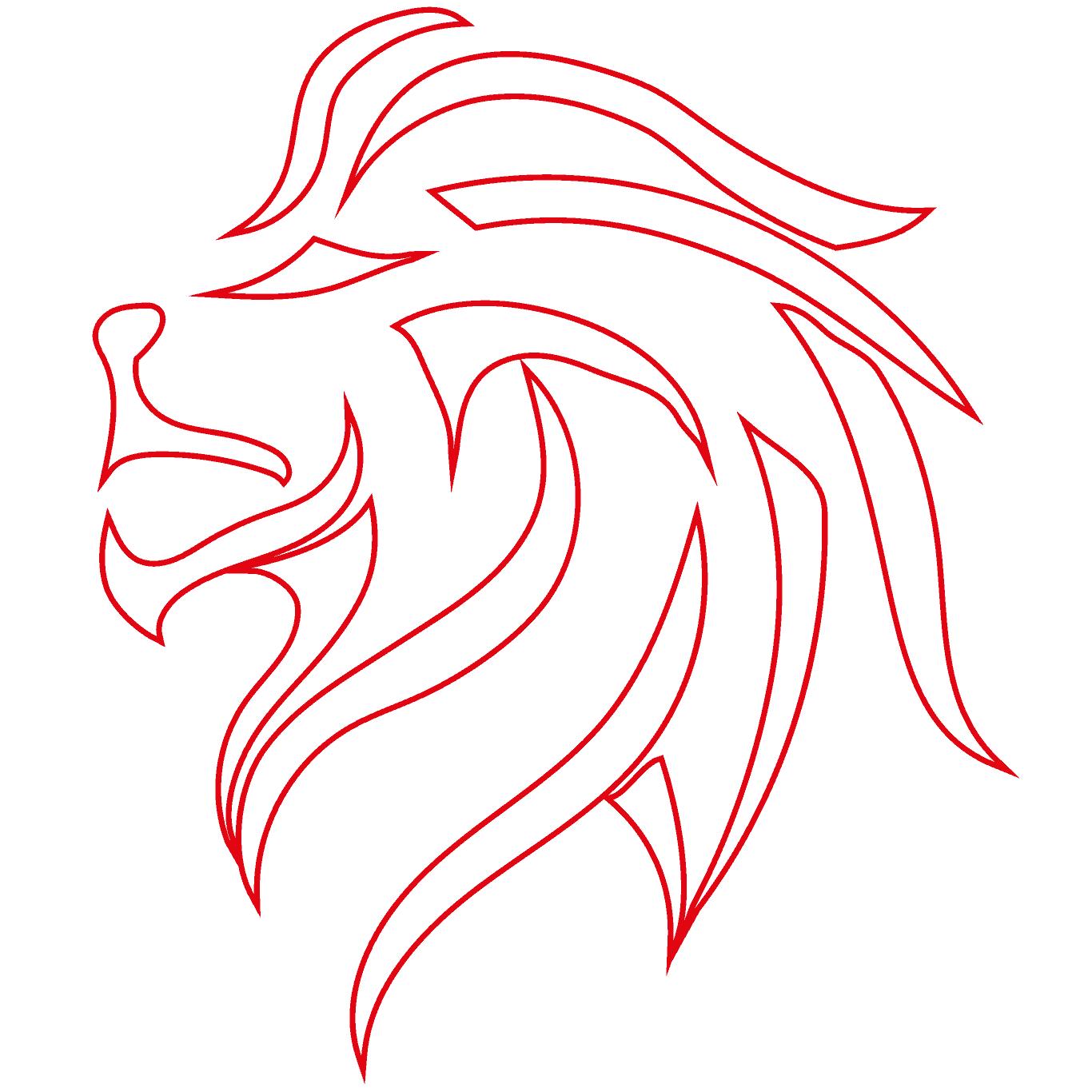 Logo Chris Stettler Maler Bodenleger Volketswil nur Lion