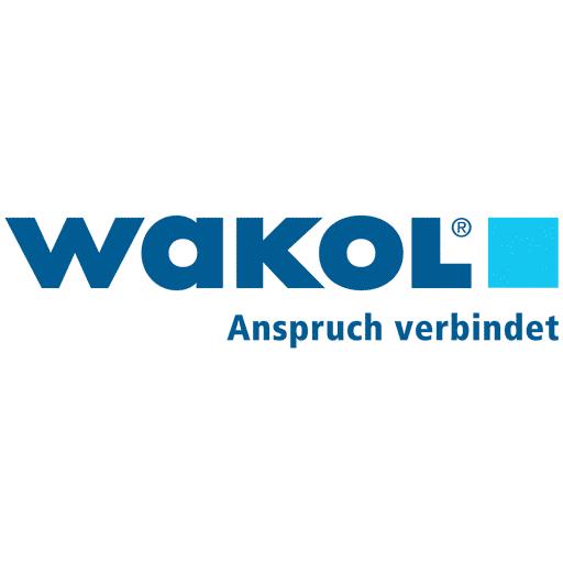 Logo WAKOL Bodenleger-Produkte