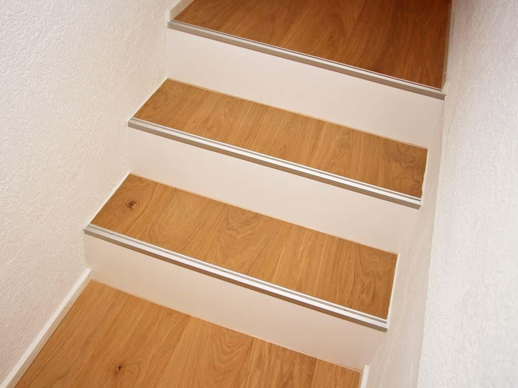 Treppe Parkett Ebmatingen Maur Chris Stettler